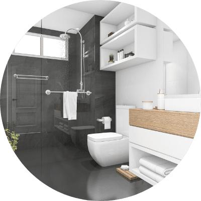 נתנאל שיפוצים נקודות נוספות בתמחור שיפוץ מקלחת