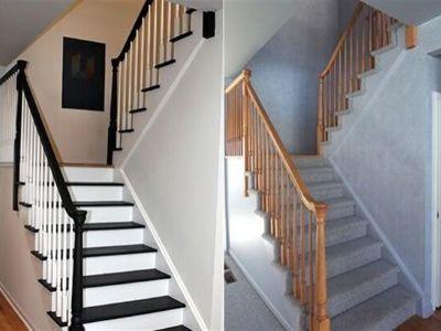 נתנאל שיפוצים שיפוץ חדר מדרגות