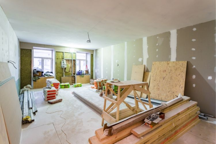 <h3>ממה מושפעות העלויות של עבודות גבס בסלון בבת ים?</h3>